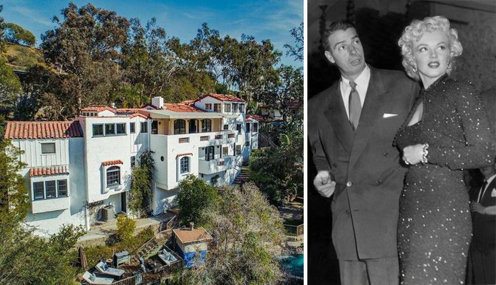 La mansión en la que vivieron Marilyn Monroe y Joe DiMaggio está en venta por US$ 2.7 millones. (Foto: The MLS)