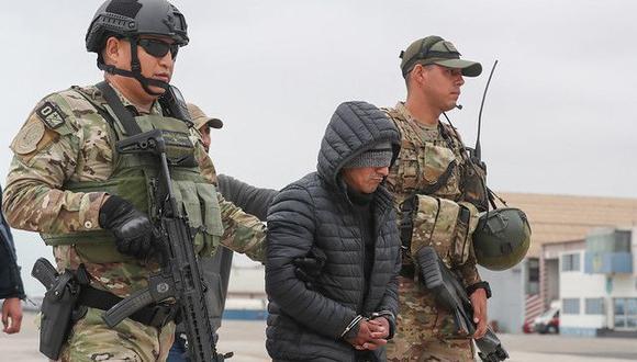 """""""Julio Chapo"""" será procesado por los delitos de tráfico ilícito de drogas y terrorismo."""