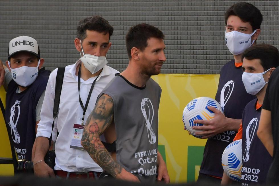 Brasil vs. Argentina: partido quedó suspendido debido a las autoridades sanitarias