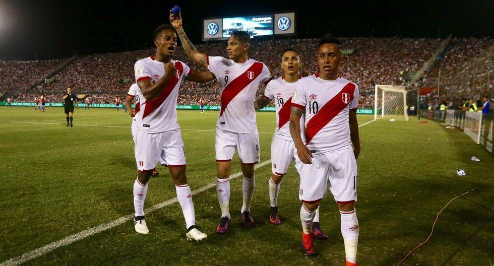 Peru debutará ante Paraguay, donde ganó en noviembre del 2016. (Foto: GEC)