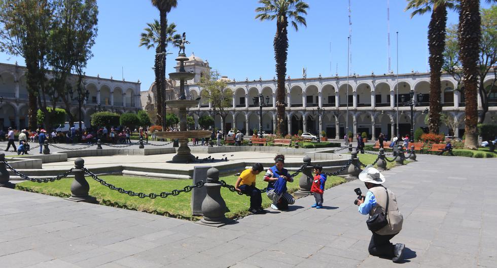 Gobierno dispuso cerco epidemiológico en Arequipa ante crisis sanitaria por COVID-19. (Foto: Archivo)