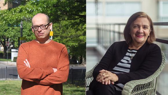 El politólogo Alberto Vergara y la historiadora Carmen McEvoy dialogaron sobre la patria, la república y la crisis a propósito de la coyuntura.