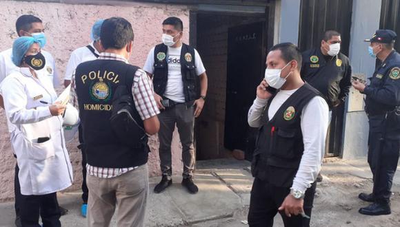La sentencia inicial de este caso se dio el pasado 10 de febrero del presente año, pero esta decisión fue apelada por la defensa de Gutiérrez Choquecota. (Foto: GEC/Referencial)