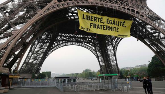 Greenpeace es una de las ONG participantes en la demanda. (Foto: AFP)