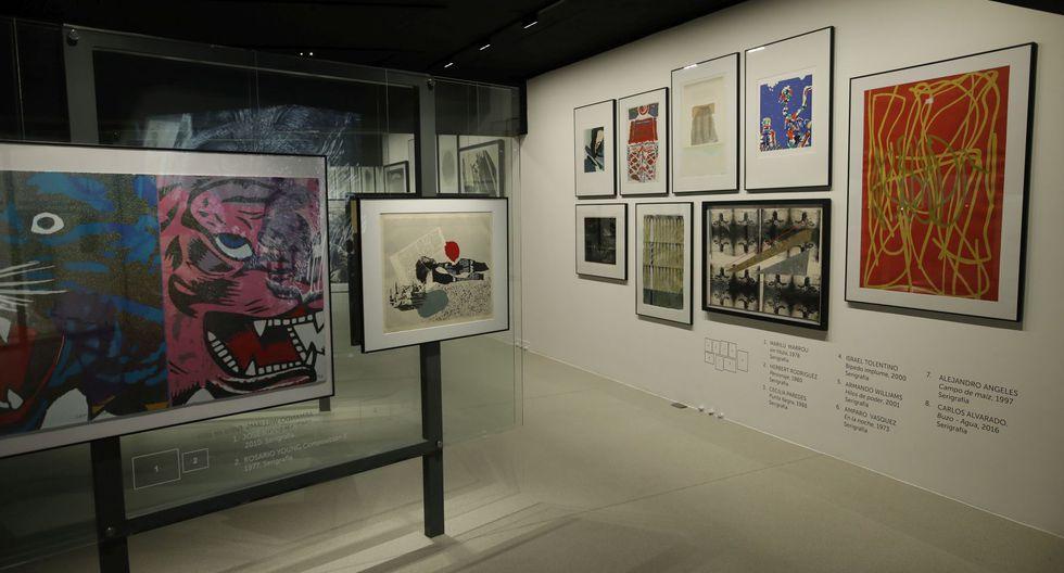 El Icpna cuenta con una voluminosa colección de obras, reunidas desde la primera exposición de grabadores peruanos contemporáneos, que se realizó en la sede Lima Centro hace más de 50 años.
