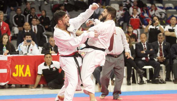 El torneo internacional disputó su primera edición en el Dibós.