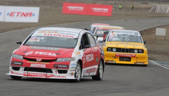 Campeonato de Circuito abre fuegos el domingo
