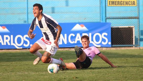 Carlos Beltrán ha sido titular en los últimos partidos porque a Alianza le falta marca, pero igual hace falta más. (Foto: Liga 1)