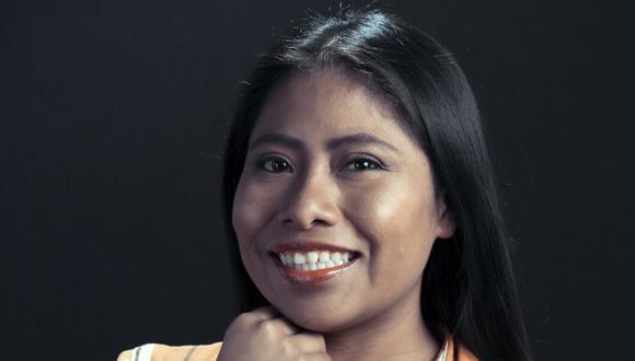 """Yalitza Aparicio reacciona ante rumores que la señalan como la nueva """"Pocahontas"""" de Disney. (Foto: Omar Torres / AFP)"""