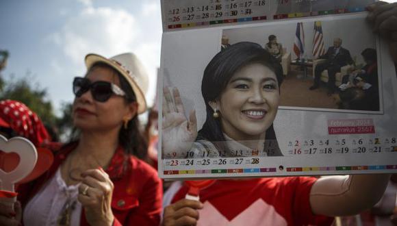 Tailandia: Militares detienen a la ex primera ministra