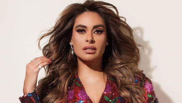 Galilea Montijo saltó a la fama luego de ganar el concurso Chica TV en el año 1993 y hoy en unas de las celebridades más queridas de Televisa (Foto: Instagram)