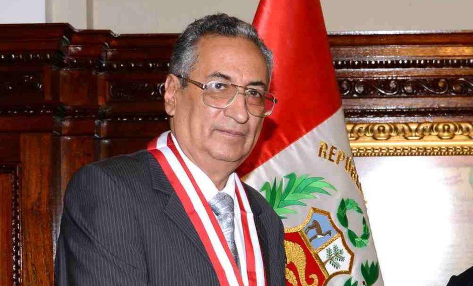 José Luis Lecaros dijo que no hay un camino para suspender o destituir a un juez supremo como Vicente Walde, jefe de la OCMA. (Foto: Poder Judicial)