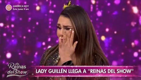 Reinas del Show, segunda temporada. (Foto: captura América TV)