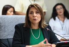 Designan a Paola Bustamante como secretaria general de la PCM