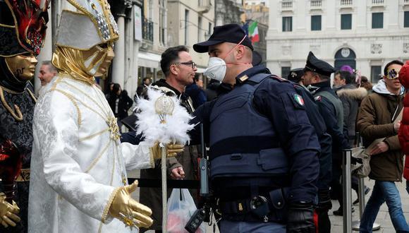 Italia es el país más afectado de Europa, con más de 200 casos reportados. (Foto: Reuters)