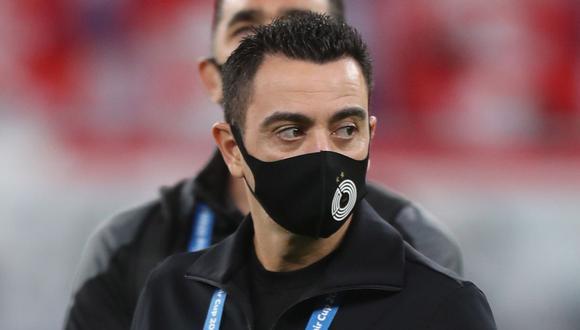 André Iniesta aseguró que Xavi Hernández y Barcelona se encontrarán en algún momento. (Foto: AFP)