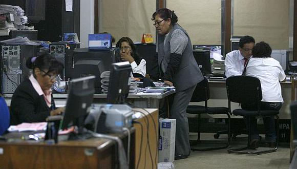 Lista de beneficiarios para el tercer pago de trabajadores cesados irregularmente se podrá revisar en la página web delMTPE.(Foto: El Comercio)
