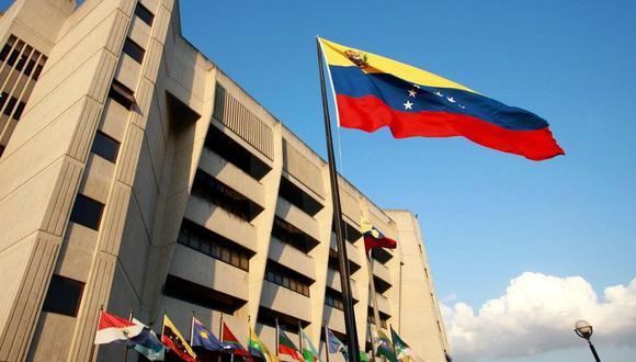 Tribunal Supremo de Justicia de Venezuela. Foto: El Nacional/ GDA