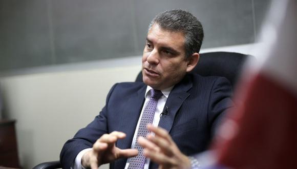Rafael Vela dijo tener la absoluta certeza de que el propósito de Chávarry fue que se cayera el acuerdo firmado con Odebrecht. (Foto: GEC)
