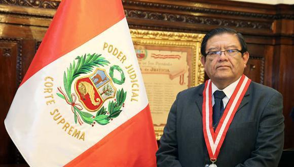 """Jorge Salas Arenas consideró que una posible presentación suya en el Congreso """"no es legal"""" y afecta la autonomía del organismo electoral. (Foto: JNE)"""