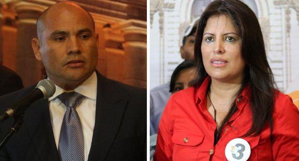Mora lamenta que Ética no haya sancionado a Ramírez y Omonte