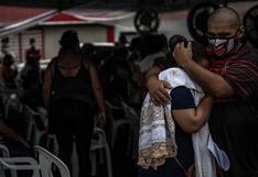 Brasil vuelve a sumar más de mil muertes diarias por coronavirus y roza las 205.000