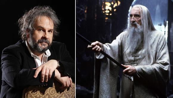 Christopher Lee: la emotiva carta de Peter Jackson para Saruman