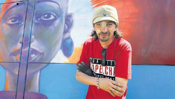 Lazoo, la ciencia dentro del arte callejero