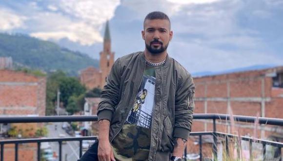 """Ezio Oliva sobre conciertos presenciales: """"Invito a mis colegas a ser estrictos con el tema de las medidas de seguridad"""" . (Foto: @eziooliva)"""