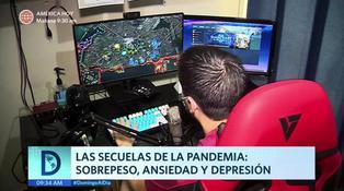 Secuelas de la pandemia: adicción a los videojuegos