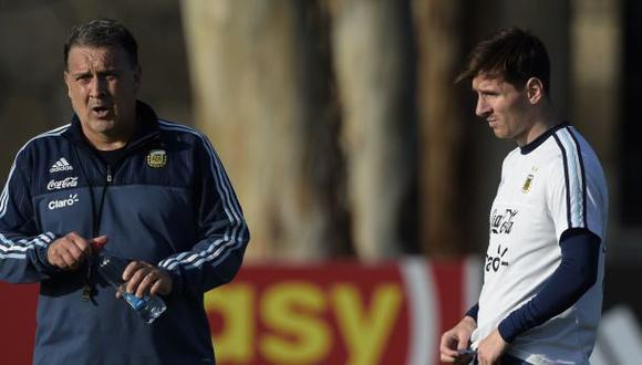 Lionel Messi: Martino describió la personalidad de la 'Pulga'