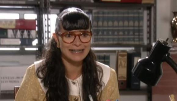 """Ana María Orozco interpretó a Beatriz Pinzón en """"Yo soy Betty, la fea"""", personaje que le dio la fama mundial (Foto: Instagram)"""