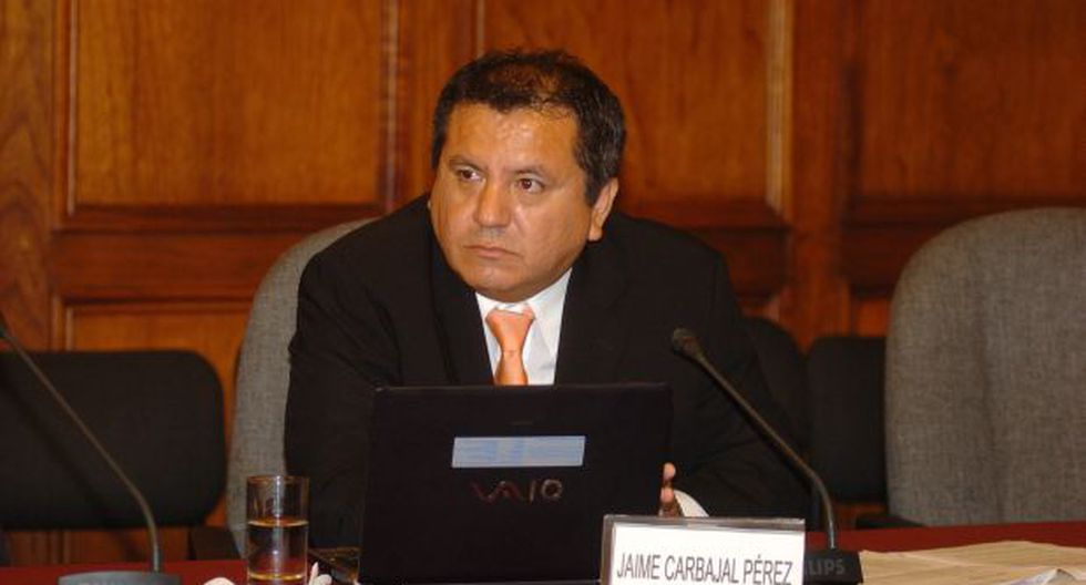 Jaime Carbajal, ex presidente de la CPL, falleció esta mañana