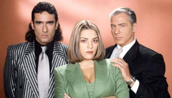 """""""Pedro el Escamoso"""" fue emitida originalmente entre 2001 y 2003, con Miguel Varoni como protagonista (Foto: Caracol TV)"""