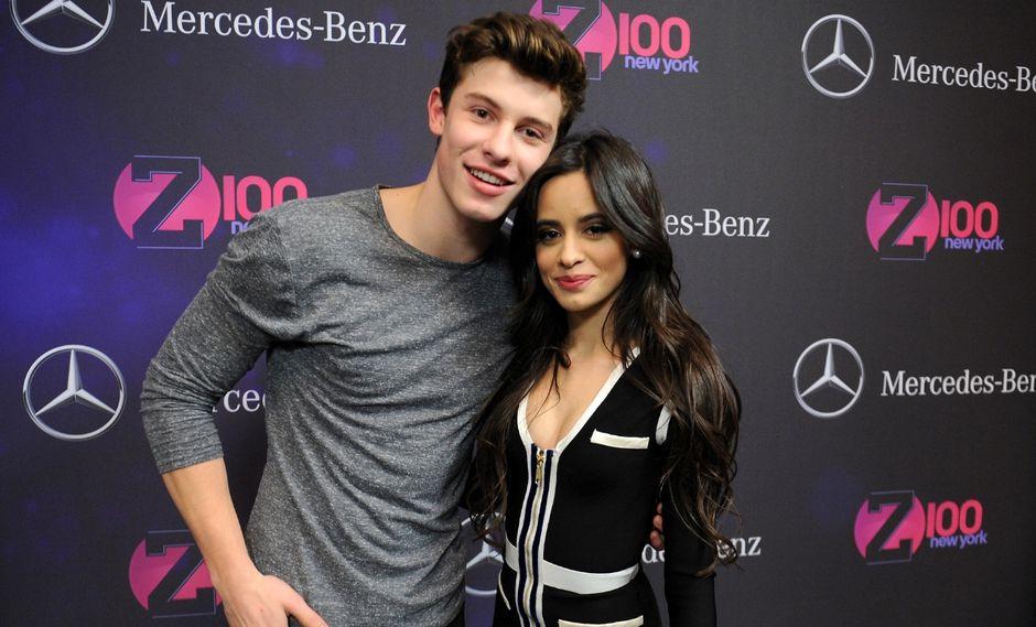 ¿Shawn Mendes y Camila Cabello volverán a colaborar en una canción? (Foto: AFP)