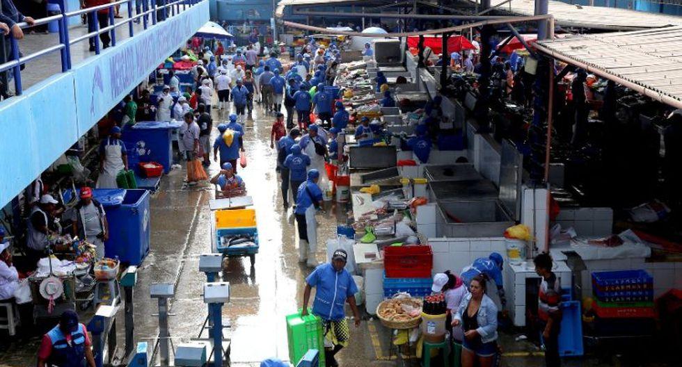 Como todos los años, el termimal pesquero del Callao será muy concurrido en Semana Santa.