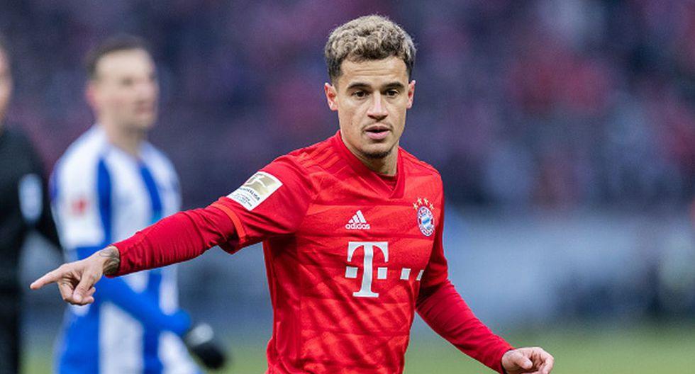 Jugador: Coutinho | Valor: 70 millones de euros. (Agencias)