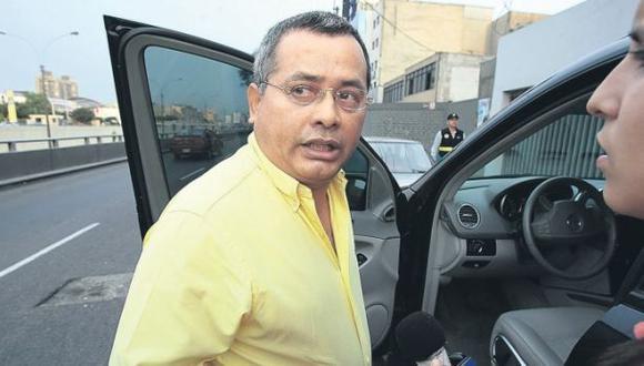 Fiscal intenta salvar a Rodolfo Orellana de proceso por estafa