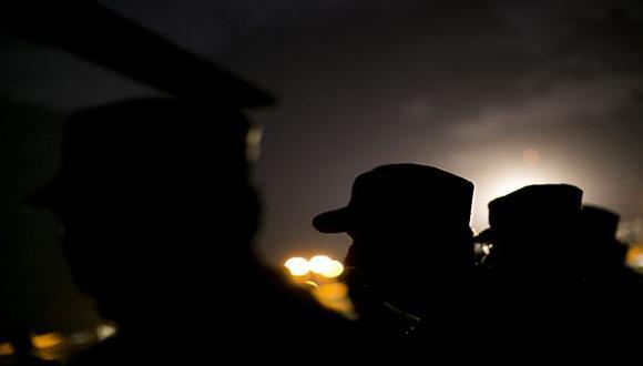 Vraem: policías de la Dirandro fueron retenidos por comuneros