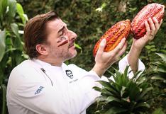 Jordi Roca cuenta suexperiencia con el cacao peruano