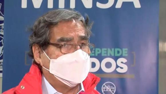 El ministro de Salud agregó que para estas decisiones en el 2010 también habrían participado algunos directivos del Colegio Médico del Perú. (Foto: Captura Canal N)
