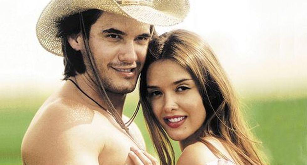 """Mario Cimarro y Marlene Favela protagonizaron """"Gata salvaje"""" en 2002. La química que existía entre los dos hizo que la historia sea muy exitosa (Foto: Venevisión Internacional)"""