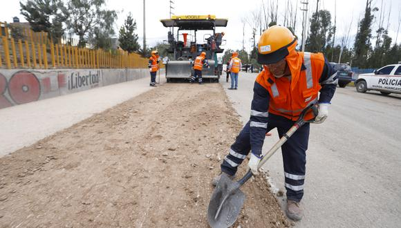 Martín Vizcarra afirmó que se destinarán recursos por más de S/ 6,400 millones a diferentes sectores con el fin de generar un millón de puestos de trabajo. (Foto: GEC)