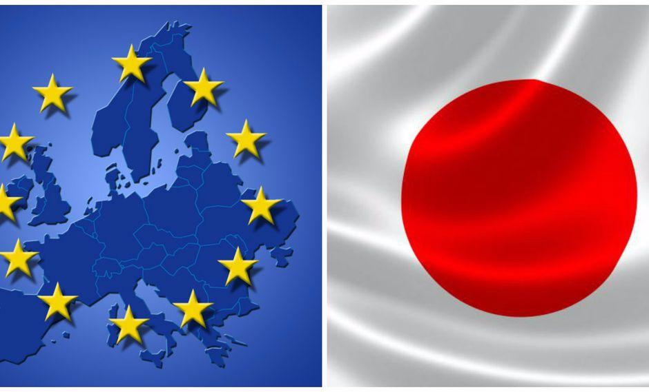 union europea y japón