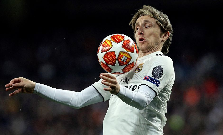 Luka Modric gana 11.8 millones de dólares al año y tiene contrato hasta 2020. (Foto: EFE)