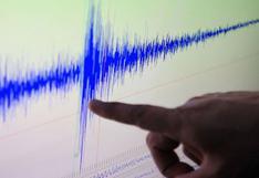 Cañete: sismo de magnitud 4 se reportó esta tarde en Chilca
