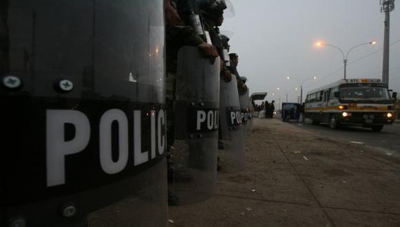 Cerro San Cosme: 60 requisitoriados detenidos en dos semanas