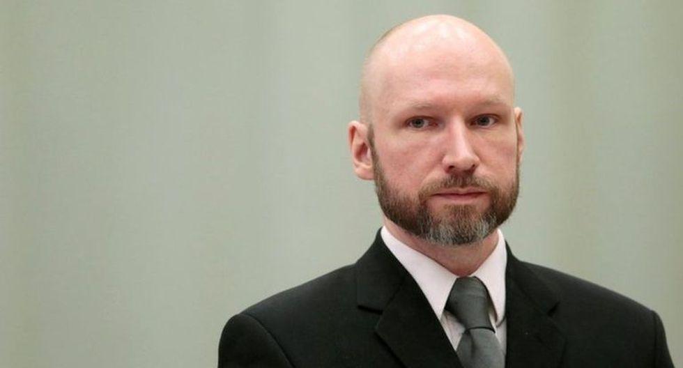 Anders Bering Breivik mató a 77 personas en un ataque terrorista. ¿Tiene el derecho a estudiar en una universidad? (Foto: Reuters)