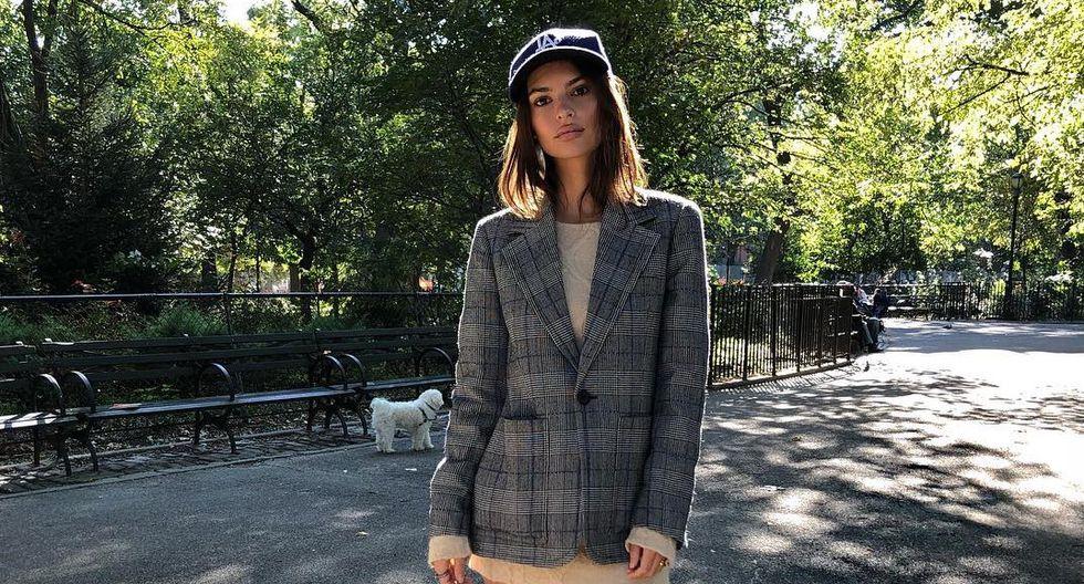 La bella Emily Ratajkowski tiene más de 22 millones de seguidores a los cuales siempre cautiva con sus publicaciones. (Fotos: Instagram)