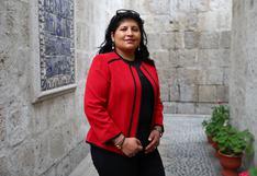 Aracely Quispe, la peruana que trabaja en la NASA, cuenta cómo llegó a la meca de la comunidad astronómica